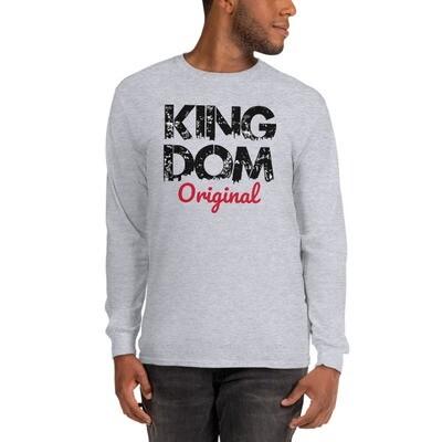Kingdom Original LS Grey T-Shirt