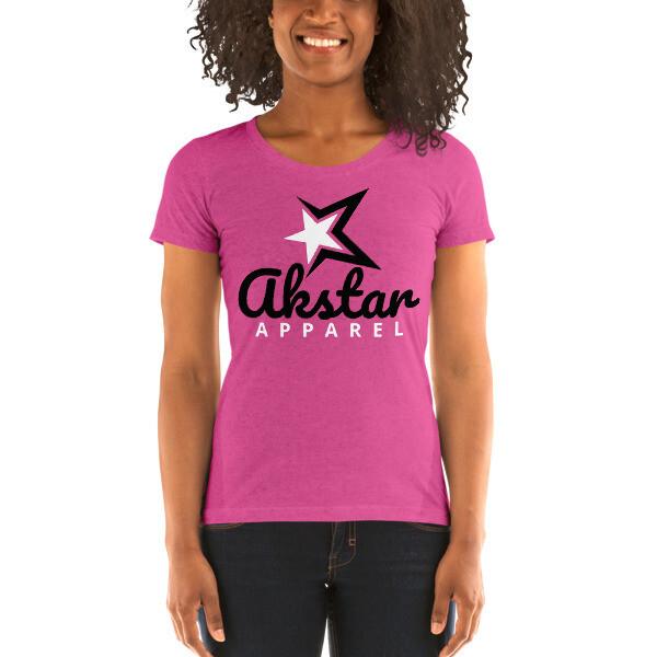 Ladies' Rising Star Pink t-shirt
