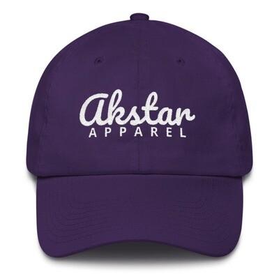 AkStar Signature Ladies Pur Cotton Cap