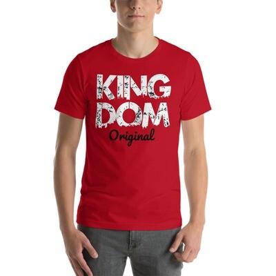 Kingdom Original Mens Red T-Shirt