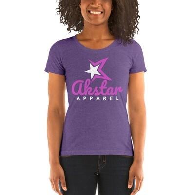 Ladies' Rising Star Pur t-shirt