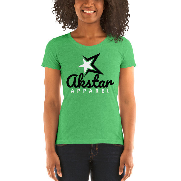 Ladies' Rising Star Grn t-shirt