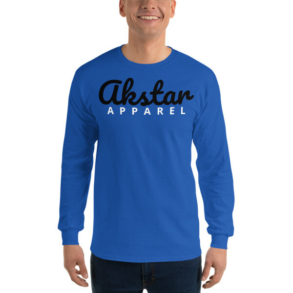 AKStar Signature Royal LS T-Shirt