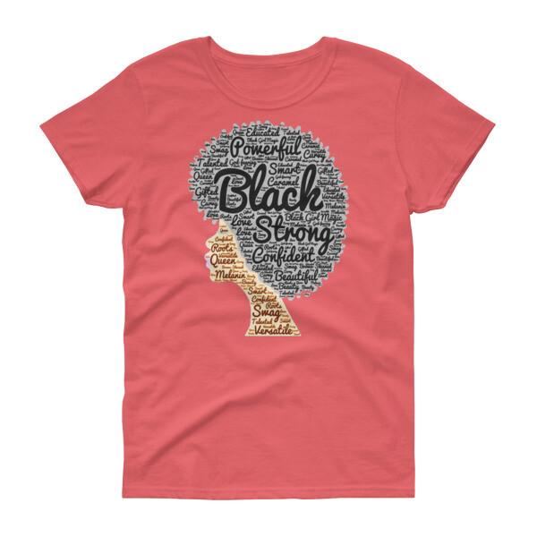 Afro Strong Women's t-shirt