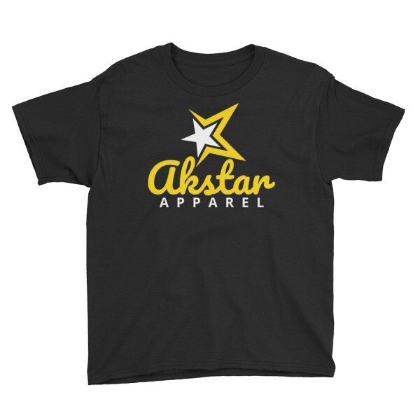AKStar Rising Logo Boys T-Shirt
