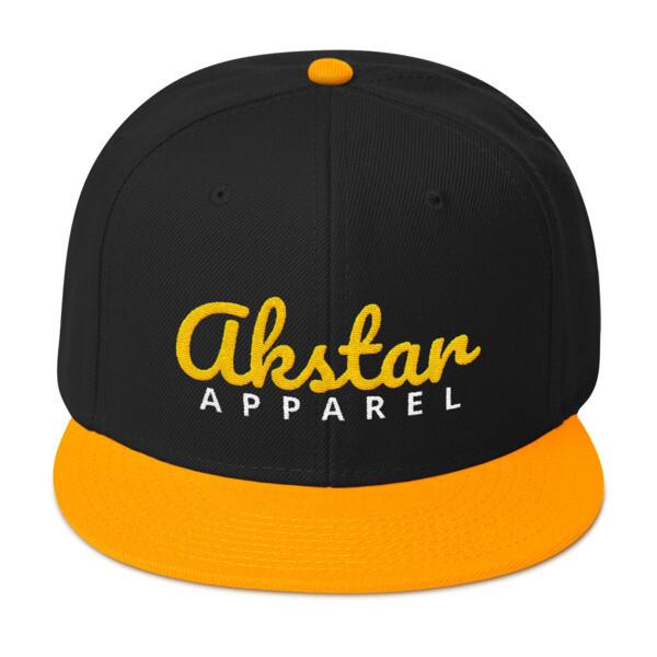 AkStar Signature Tone BG Snapback