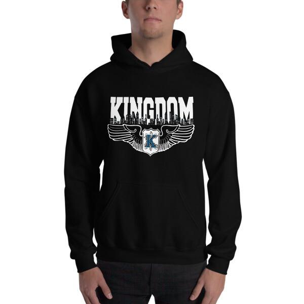Kingdom Hooded Sweatshirt