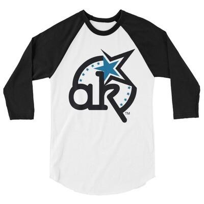 AKStar Logo Men's BB 3/4 sleeve shirt