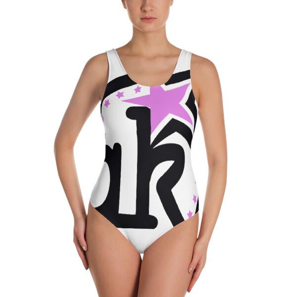 AKStar Women's One-Piece Swimsuit