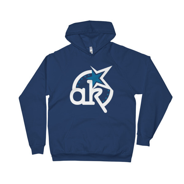 AKStar Logo Men's hoodie