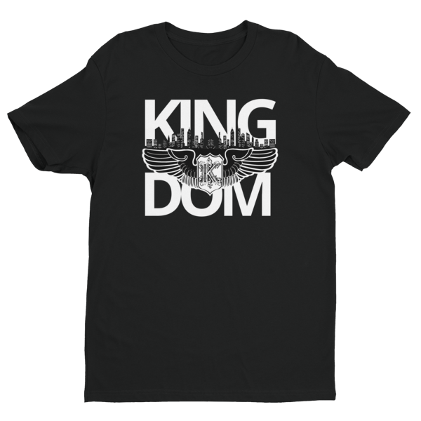 Kingdom City Mens T-shirt