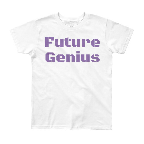 Future Genius Youth T-Shirt