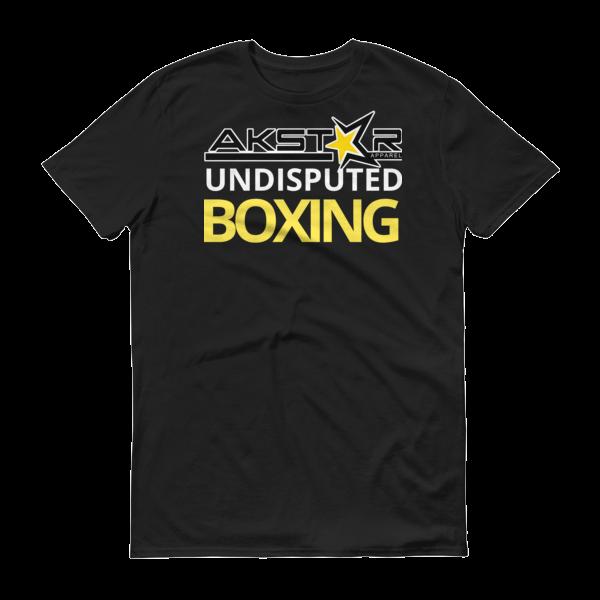 AKSA Undisputed Boxing T-Shirt