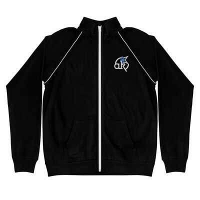 AKSA Piped Fleece Jacket