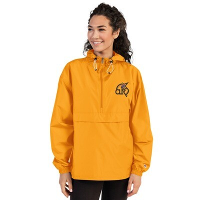 Wms AKStar Champion Packable Org Jacket
