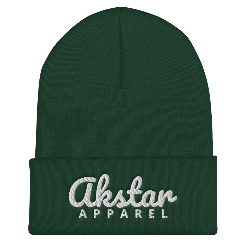 AKStar Signature Grn Beanie