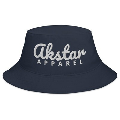 AKStar Signature Nvy Bucket Hat
