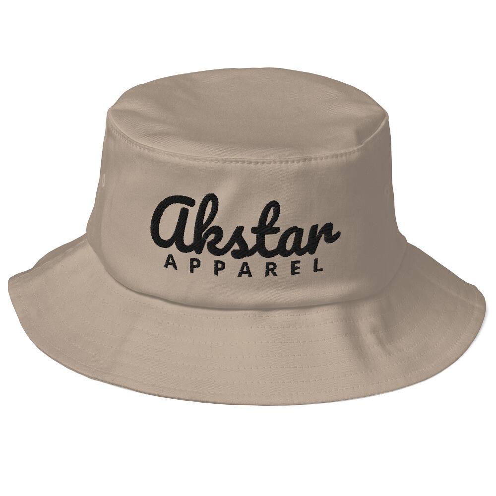 AKStar Signature OG Khaki Bucket Hat