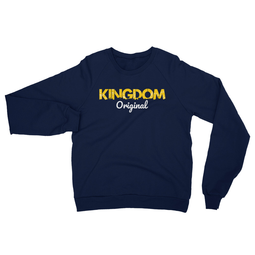 K. Original Navy California Sweatshirt