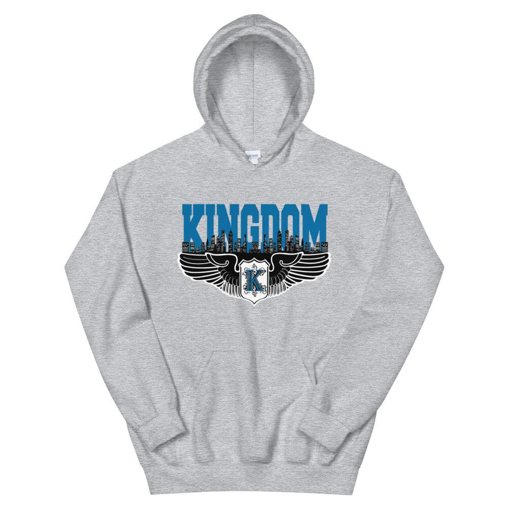 Kingdom Logo  Hoodie
