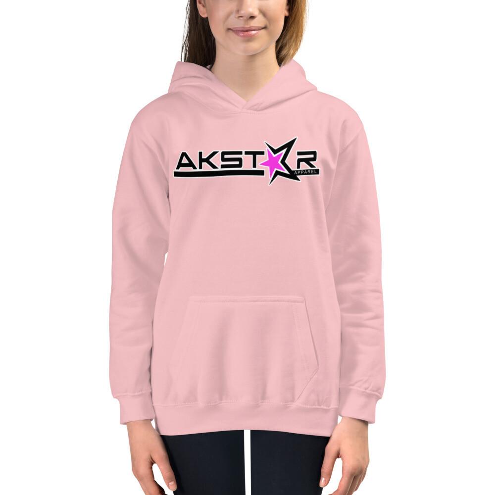 AKSA Kids Hoodie Pink