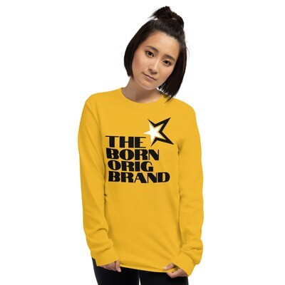 Born Original Brand Women's LS Shirt Gld