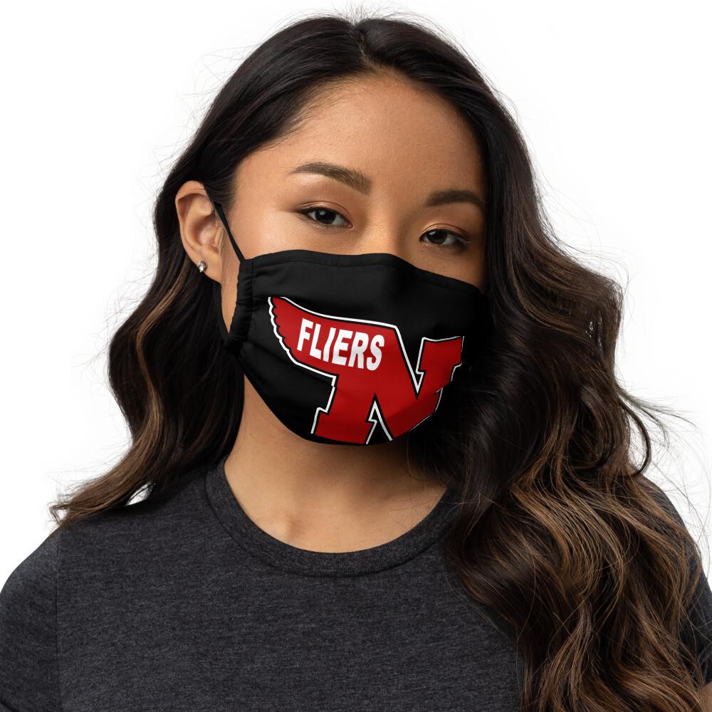 Scarlet Fliers Face Mask B