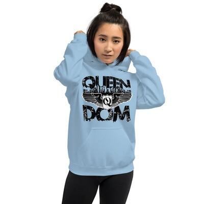 Queendom Original Sky Hooded Sweatshirt
