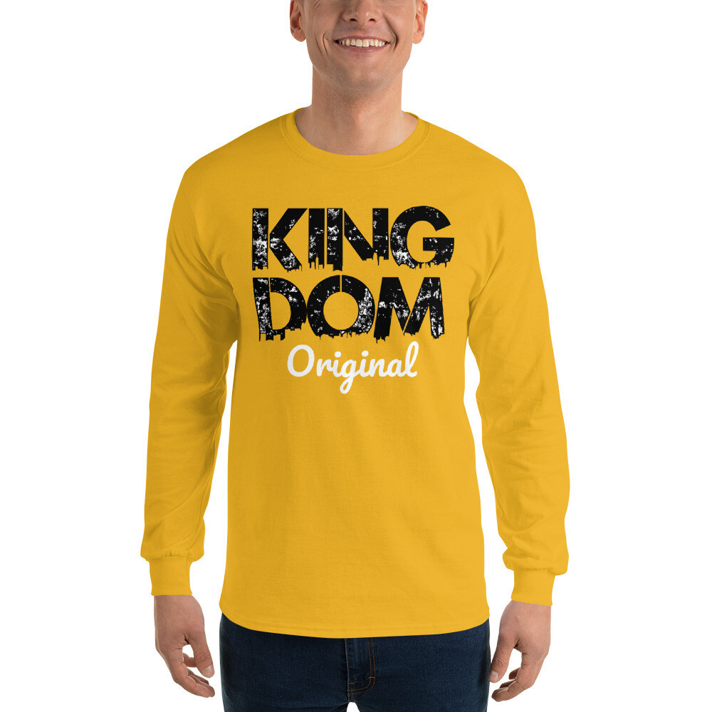 Kingdom Original LS Gold T-Shirt
