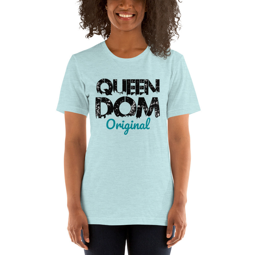Queendom Original Womens Icey T-Shirt