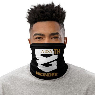 8th Wonder Scarf Cover Blk
