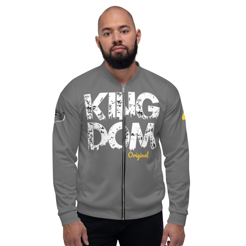 Kingdom Original Smoke Bomber Jacket