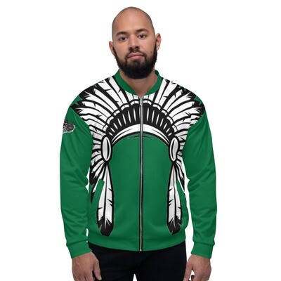 High Chief Green Bomber Jacket