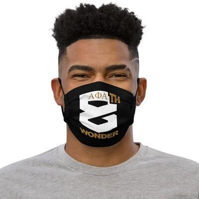 8th Wonder Mask Blk