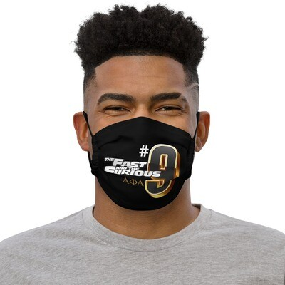 Fast and Furious #Nine Mask Blk