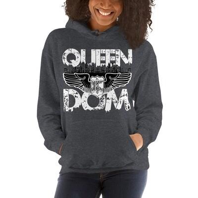 Queendom Original Smoke Hooded Sweatshirt