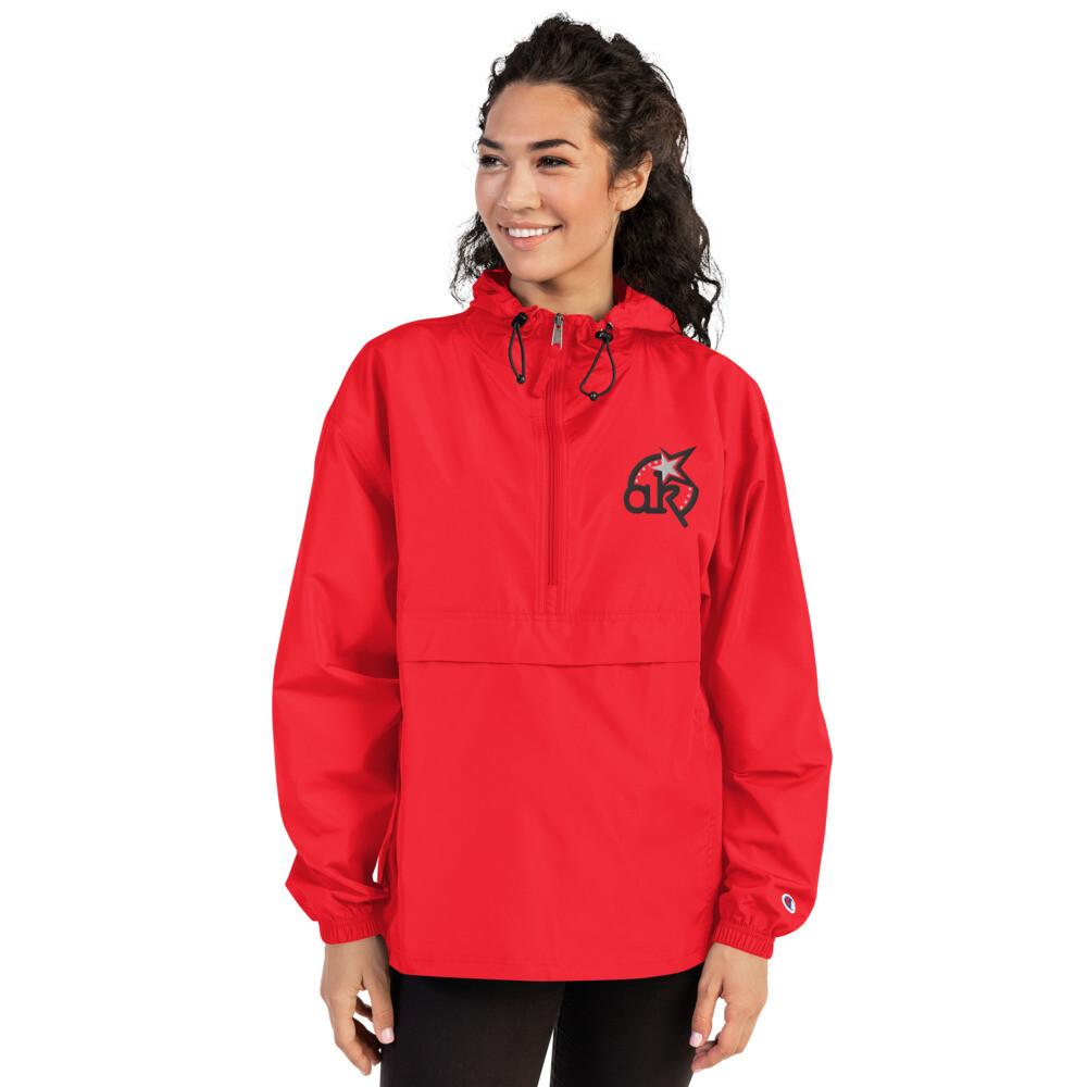 Wms AKStar Champion Packable Jacket