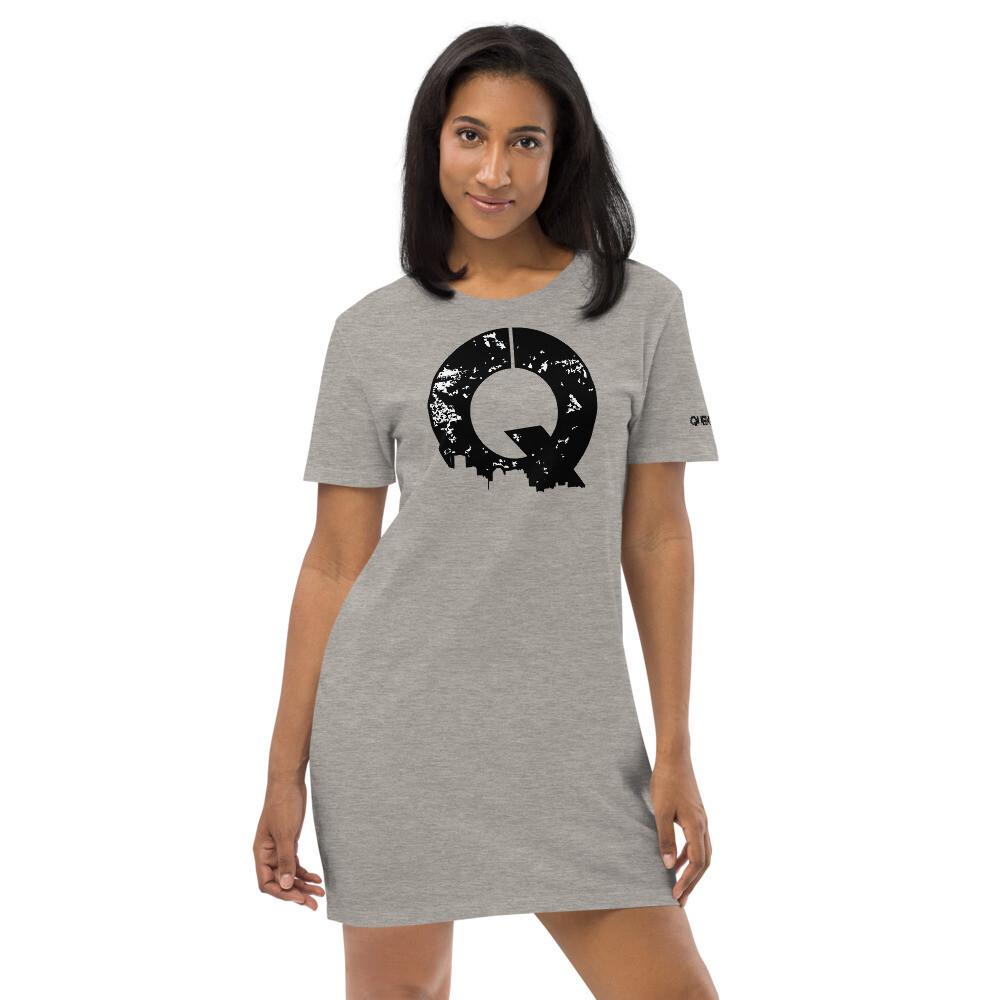 Queendom T Smoke Dress