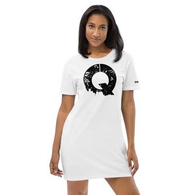 Queendom T White Dress
