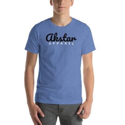 AKStar Signature Blue T-Shirt