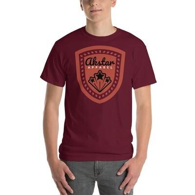 AK Shield Maroon T-Shirt