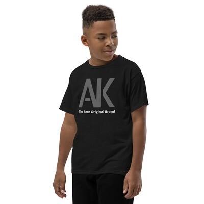 AK Boys Black T-Shirt