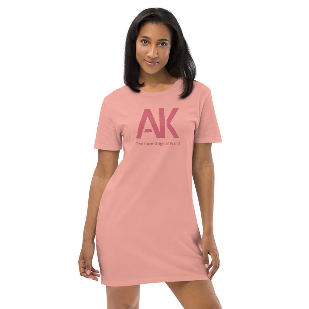AK Salmon T Dress