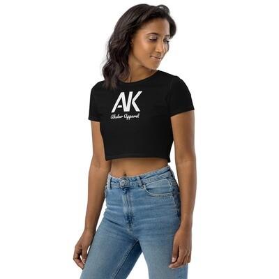 AK Black Crop Top