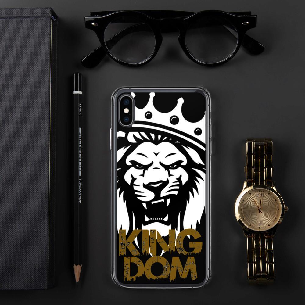 Kingdom Lion OG iPhone Case