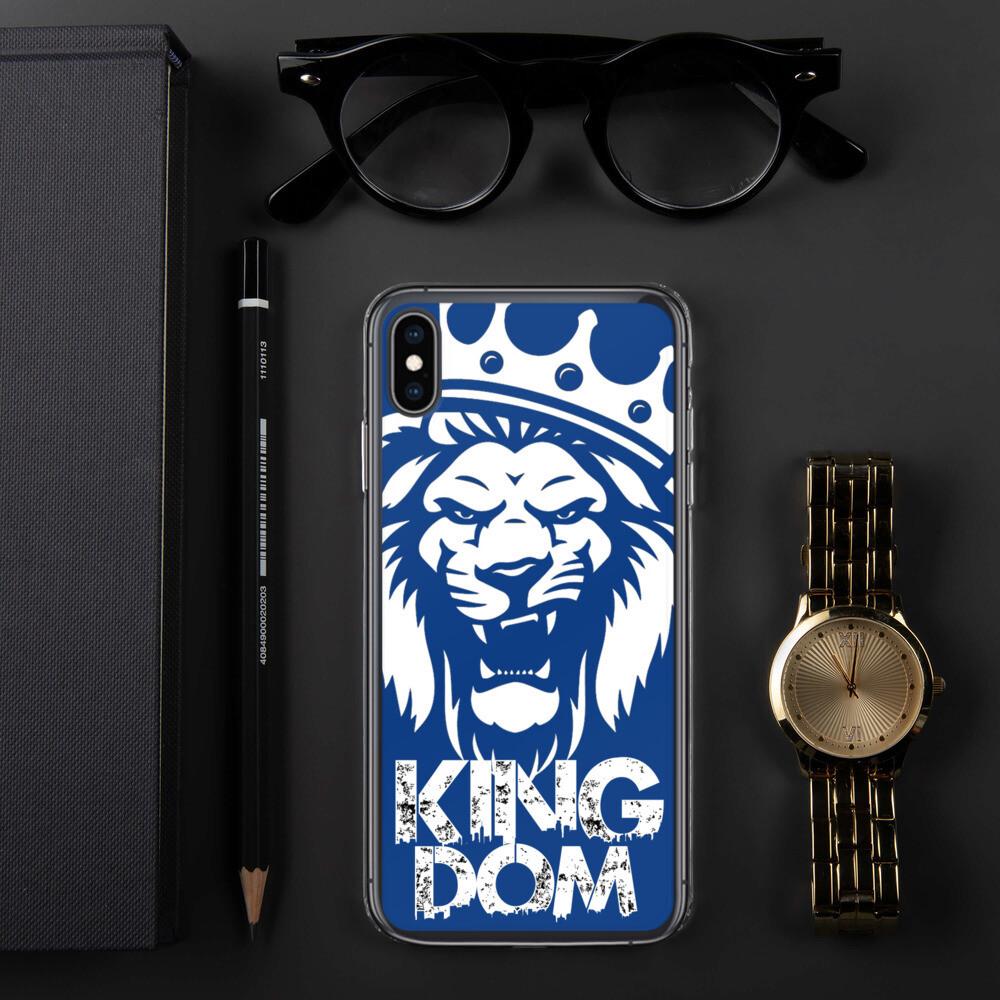 Kingdom Lion Royalty  iPhone Case