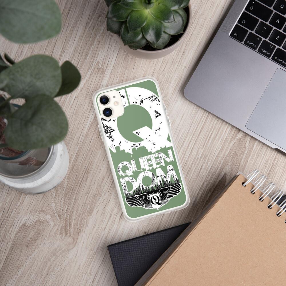 Queendom Olive iPhone Case
