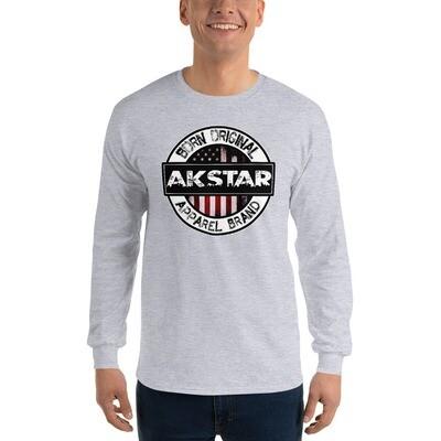 BOAB Official Grey Men's LS Shirt