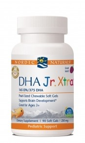 DHA Jr. Xtra 90 Soft Gels