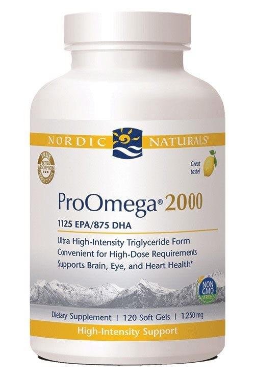 ProOmega 2000-120 Soft Gels